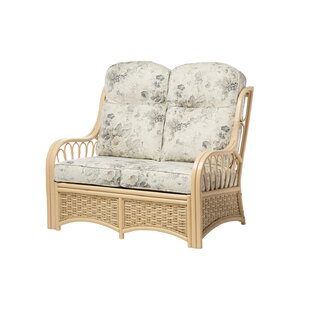 Alaina 2 Seater Conservatory Loveseat By Beachcrest Home