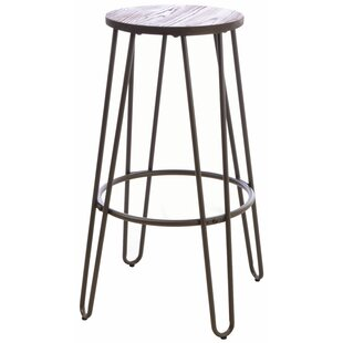 Ashton 75cm Bar Stool By Borough Wharf