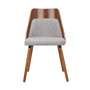 Paloma Upholstered Dining Chair by George Oliver