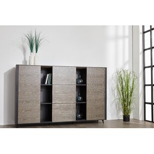 Union Rustic Clift 3-Drawer Vertical Fili..