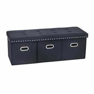 Revis Tufted Storage Ottoman