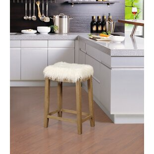 Russett 26 Bar Stool Three Posts