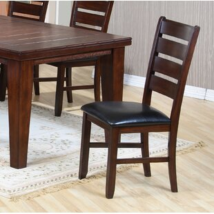 Obregon Upholstered Dining Chair (Set of 2) Red Barrel Studio