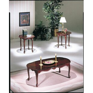 Revels 3 Piece Coffee Table Set