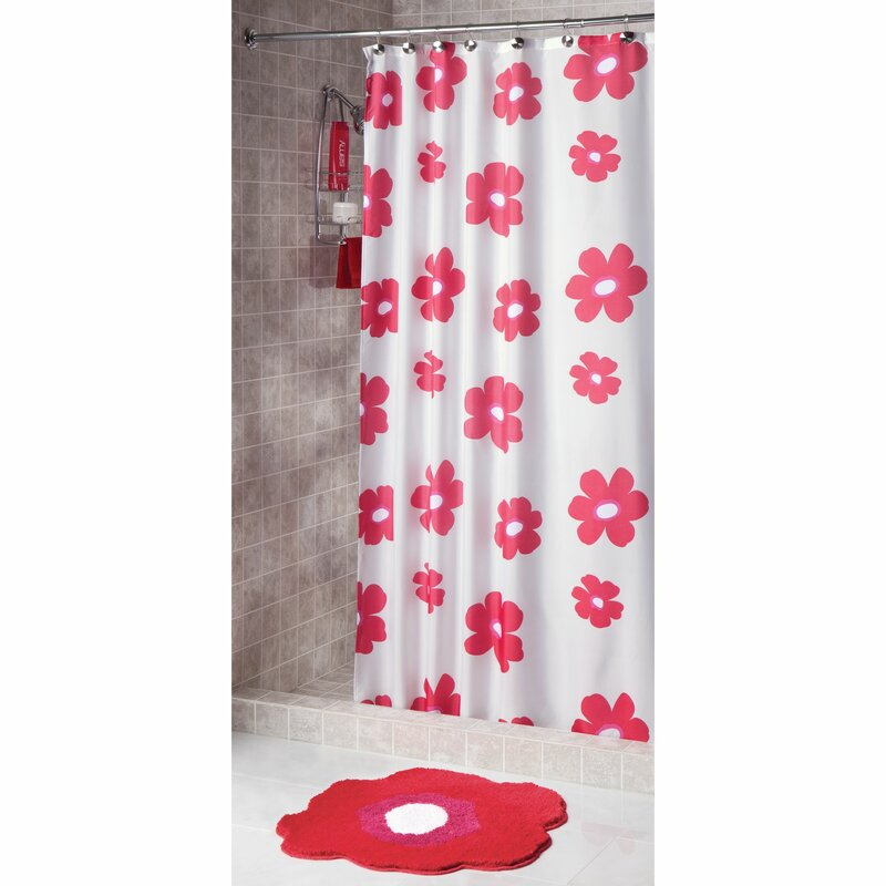 InterDesign Poppy Shower Curtain Reviews