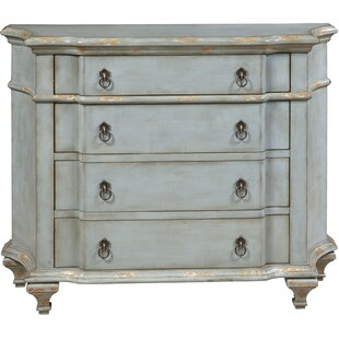 One Allium Way Milner 4 Drawer Chest