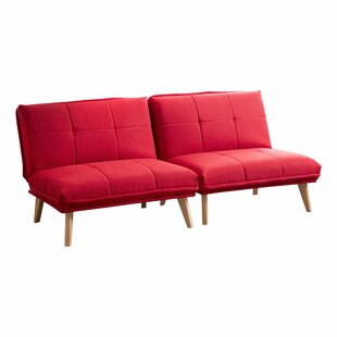 Cheltenham Convertible Chair (Set of 2) by Ebern Designs