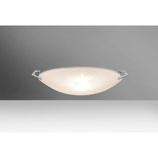 Besa Lighting Sonya Outdoor Flush Mount