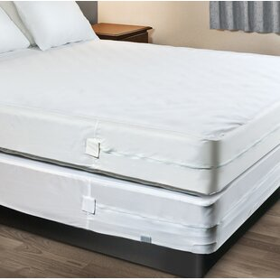 Beckett Sleep Defense System Hypoallergenic Waterproof Mattress Cover
