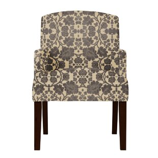 Arturo Flowers Arm Chair by Langley Street