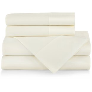 Supima 45 450 Thread Count Certified Cotton Fitted Sheet