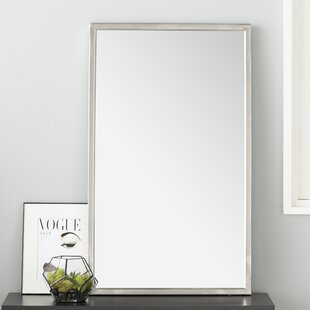 Wade Logan Petrolia Frame Wall Mirror