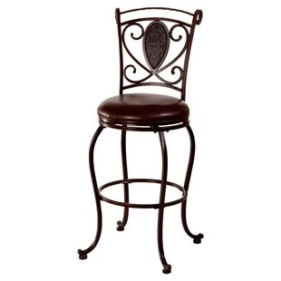 Scarton 30 Swivel Bar Stool Hillsdale Furniture