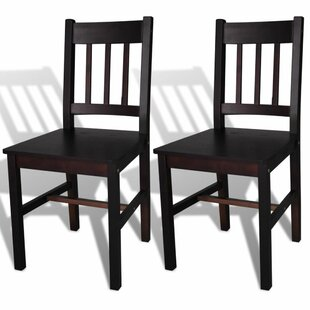 Gafton Dining Chair (Set of 2) Winston Porter