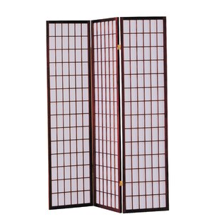 Rowley 3 Panel Room Divider by Bayou Breeze