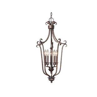 Brosnan 5-Light Foyer Pend..