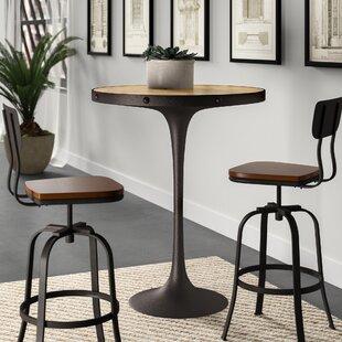 Greyleigh Altavista Drive Wood Pub Table