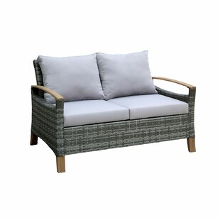 Piute Patio Loveseat with Cushions