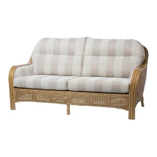 Darrow 3 Seater Conservatory Sofa By Beachcrest Home