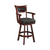 Wantagh Swivel 30 Bar Stool by Red Barrel Studio®