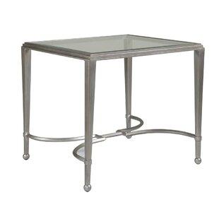 Metal Designs End Table