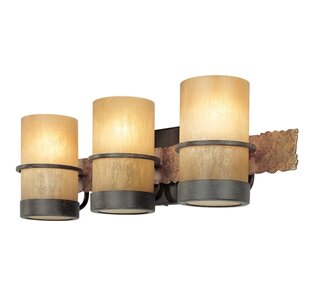 Inexpensive Patton 3-Light Vanity Light By Loon Peak