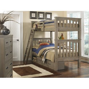 Stella Twin Storage Bunk Bed