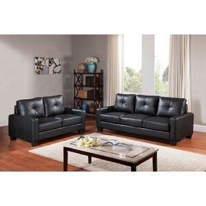 Middleton 2 Piece Living Room Set by Living In Style