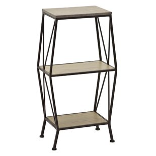 Plemmons Etagere Bookcase