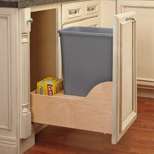 Rev-A-Shelf 10 Gallon Pullout Trash Can