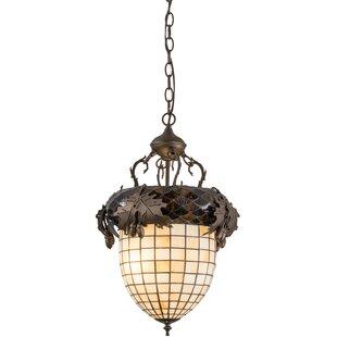 2-Light Urn Pendant by Meyda Tiffany