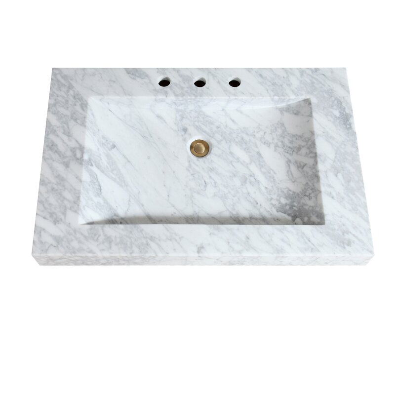 33 Single Bathroom Vanity Top