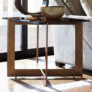 Zavala Aperture End Table