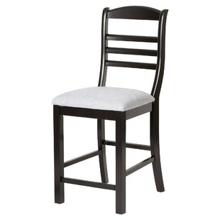 SantaCruz Upholstered Dining Chair by Alcott Hill