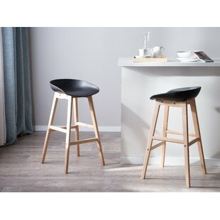 Hosier 28.3 Bar Stool (Set of 2) by George Oliver