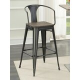 Morena 30 Bar Stool (Set of 2) by Williston Forge