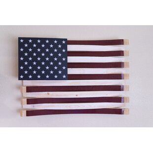 3dRose cst/_19415/_3 Built to Last 2 American Flag Painted on to a Brick Wall with Title Text Included-Ceramic Tile Coasters Set of 4