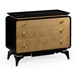 3 Drawer Accent Chest by Jonathan Charles Fine Furniture SKU:AC734576 Purchase