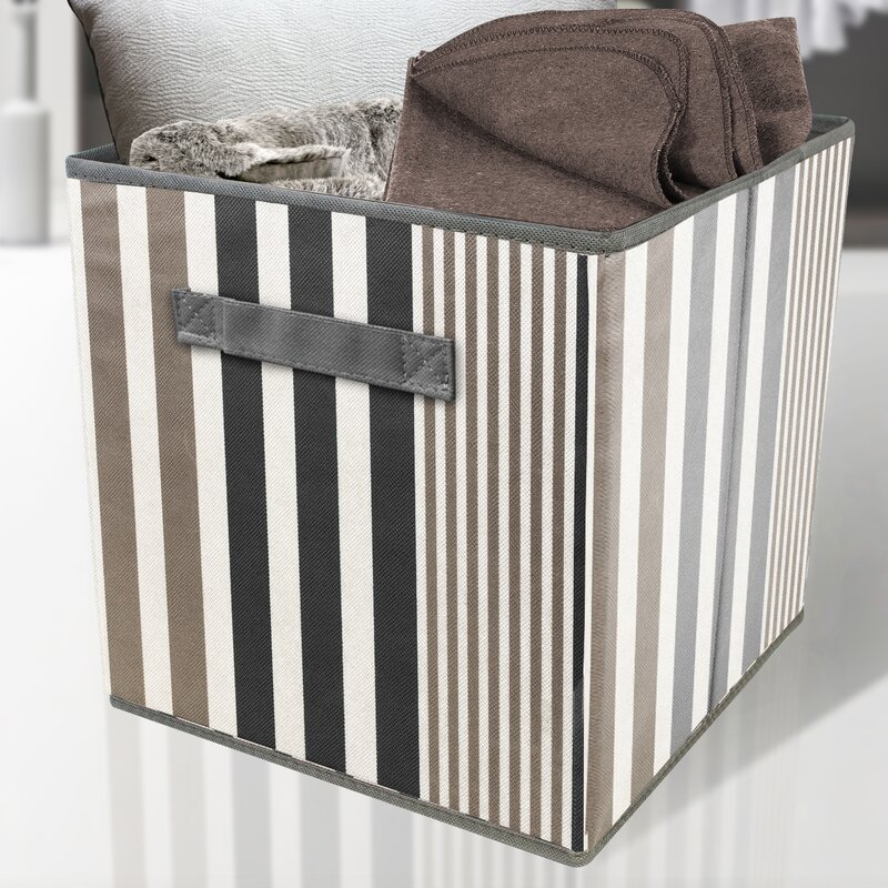 Modern Foldable Storage Bin & Andover Mills Modern Foldable Storage Bin u0026 Reviews | Wayfair