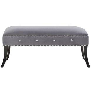 Mercer41 Melorse Upholstered Bench