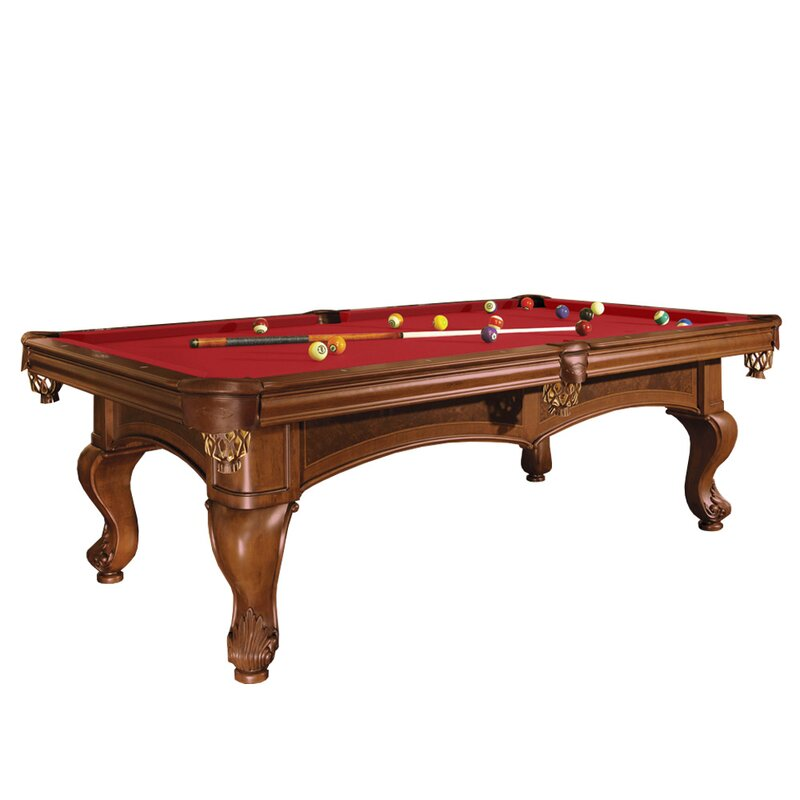 8-Foot Heavy Duty Pool Table Billiard Cover Several Colors Available