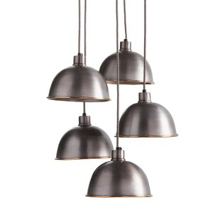 Troutman 5-Light Cluster Pendant by Gracie Oaks