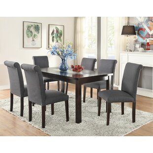 Abbot Bridge 7 Piece Dining Set by Red Ba..
