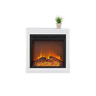 Solvi Simple Electric Fireplace Beachcrest Home