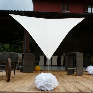 4m X 4m Triangle Shade Sail By Symple Stuff