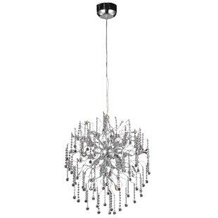 Everly Quinn Verda 15-Light Sputnik Chandelier