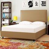 Dolloff Upholstered Standard Bed by Brayden Studio®