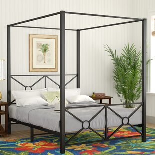 Symeon Canopy Bed by Bay Isle Home 2019 Coupon