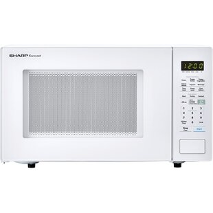 Carousel 21 1.4 cu.ft. Countertop Microwave by Sharp