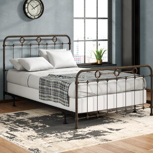 Ertha Panel Bed By 17 Stories
